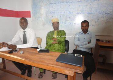 Tamba – L'ISETA se renforce avec trois Comoriens